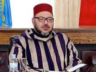 ملك المغرب الحسن