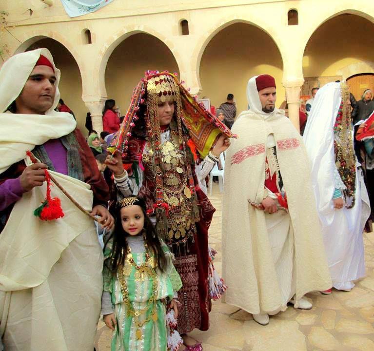 الجرد الحولي لامازيغ تونس