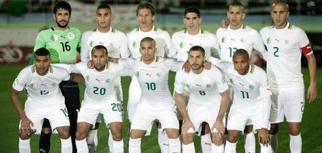Algerian national football team