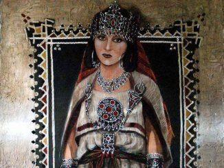 المرأة الامازيغية