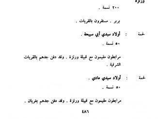 ورنزة - مادي - بو سبيحة - مزدة
