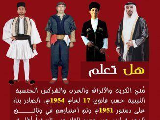 من هم الليبيون؟