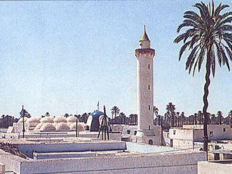 فن العمارة الليبية في زليتن