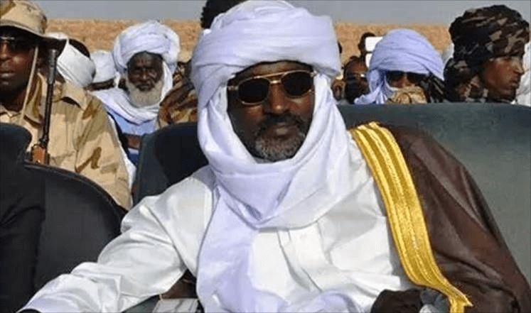 التبو- عيسى عبدالمجيد