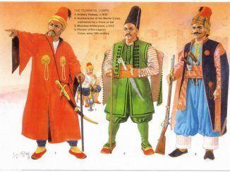 Turkish Army Uniforms